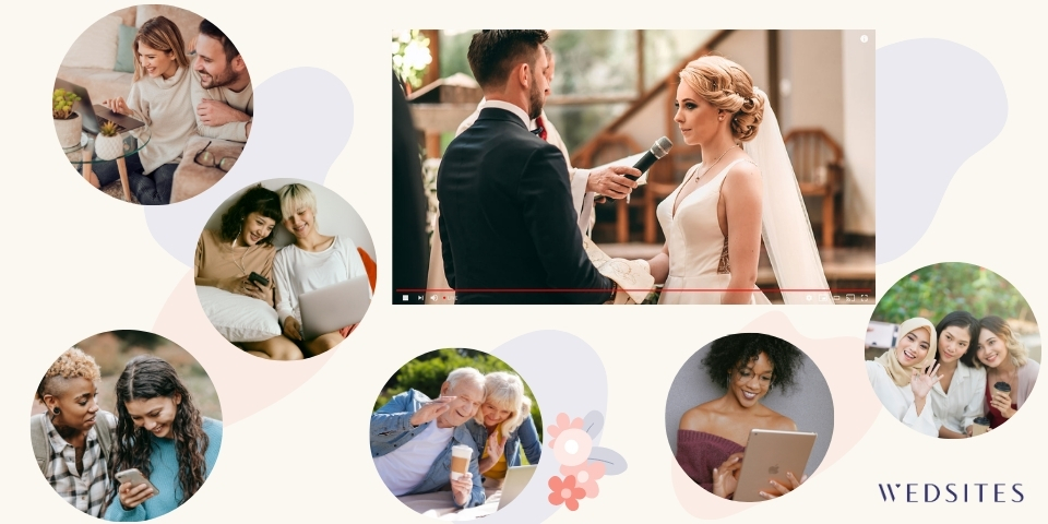 8 Useful Tips for Hosting the Best Virtual Wedding Ever